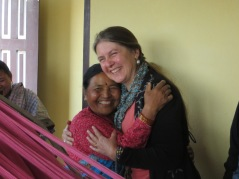 Fair Trade partners; after decades, friends