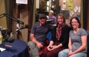 Jen, Kevin, Beth